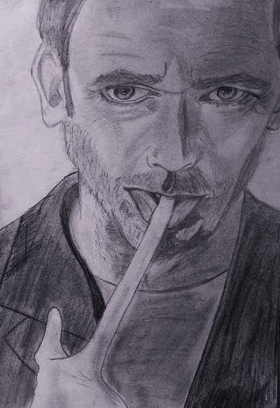 Hugh Laurie by dayanaa9